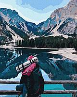Картина по номерам Brushme Время путешествий