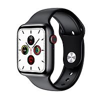 Смарт часы умные Smart Watch W26+ Pro черные