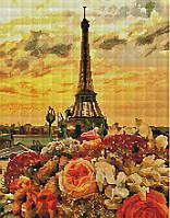 Картина по номерам Brushme Прекрасным Париж