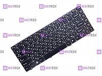Оригинальная клавиатура для ноутбука Lenovo IdeaPad G480, G480a, G485, G485a, Z380, Z480, Z485 rus, black