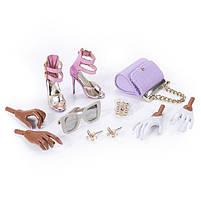 Коллекционная кукла Integrity Toys 2020 Fashion Royalty Adele Makeda Petite Robe Classique (Jour), фото 8