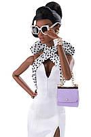 Коллекционная кукла Integrity Toys 2020 Fashion Royalty Adele Makeda Petite Robe Classique (Jour), фото 5
