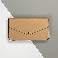 Клатч Felicie Monogram Empreinte Louis Vuitton (Луї Віттон Яскрава Феліція) арт. 03-404