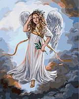 Картина по номерам Brushme Милый ангел