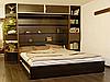 Модульная стенка со шкаф-кроватью