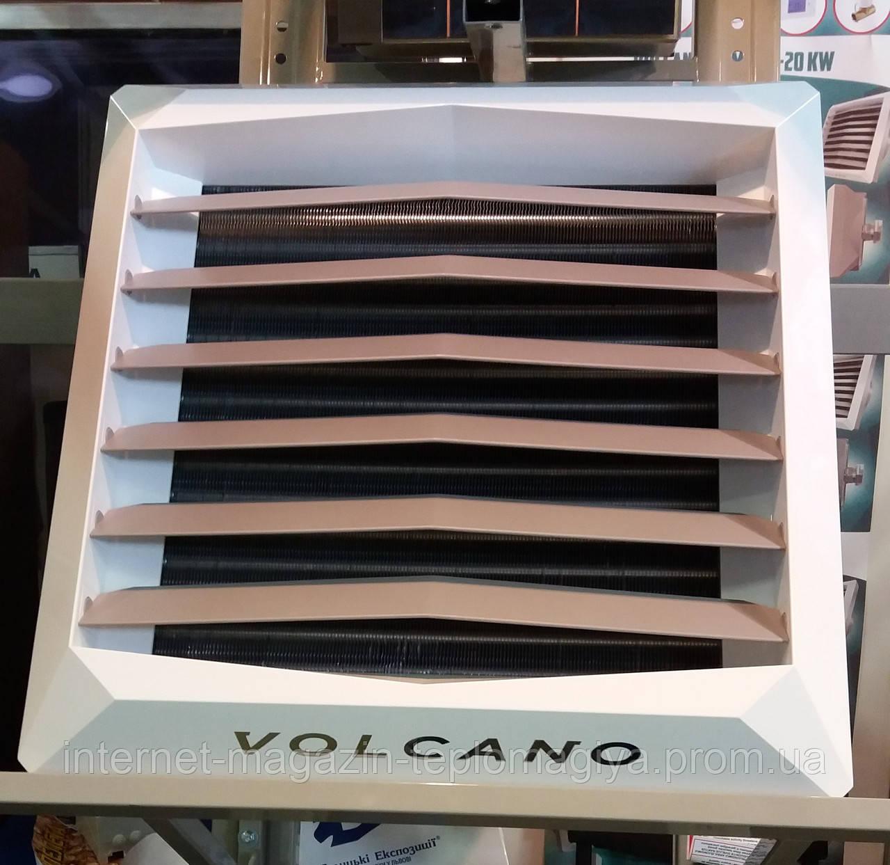 Тепловентилятор водяний Volcano VR1 ЕC NEW 5-30 кВт