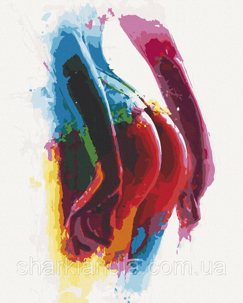 Картина по номерам Art Craft Обнаженная красота  38*50 см 10227-AC Абстракция