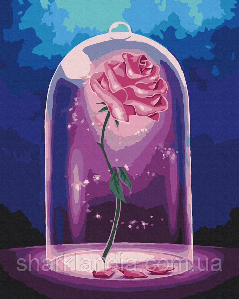 """Картина за номерами. Art Craft """"Чарівна троянда"""" 38*50 см 13116-AC"""