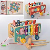 Каталка детская MD 2750 Ксилофон-стучалка