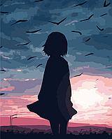 """Картина по номерам. Art Craft """"Разговор с ветром"""" 40*50 см 10217-АС Аниме Наруто Для начинающих"""