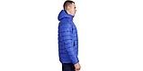 Куртка-пуховик з підігрівом зимова Maximus Blue Chameleon 5V 36-55 З, з контролером температури, фото 5