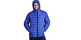 Куртка-пуховик з підігрівом зимова Maximus Blue Chameleon 5V 36-55 З, з контролером температури, фото 9