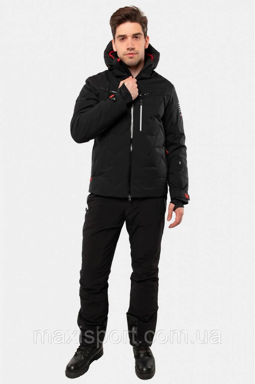 Мужская лыжная куртка - черная (70436/1)