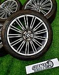 Оригинальные кованые диски R20 Bentley Continental GT / GTS, фото 5