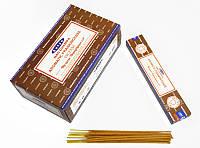 Благовония Satya Aromatic Frankincense Ароматный Ладан 15 грамм