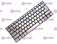 Оригинальная клавиатура для ноутбука Lenovo YOGA C930-13, YOGA 7 Pro-13IKB series, ru, silver, подсветка