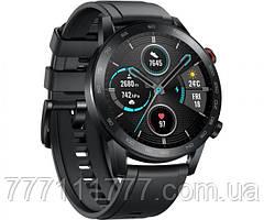 Смарт часы на андроиде с  пульсометром черные Honor Watch Magic 2 46mm black