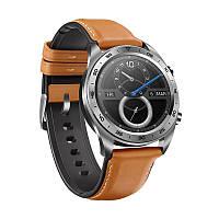 Смарт часы на андроиде с пульсометром серебристые Honor Magic Watch 2 46mm silver