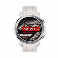 Смарт часы на андроиде с пульсометром белые Honor Watch GS Pro white
