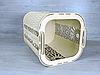 Декоративний кошик з фанери 26х26х36 см з різаним малюнком і ручками (2279), фото 3