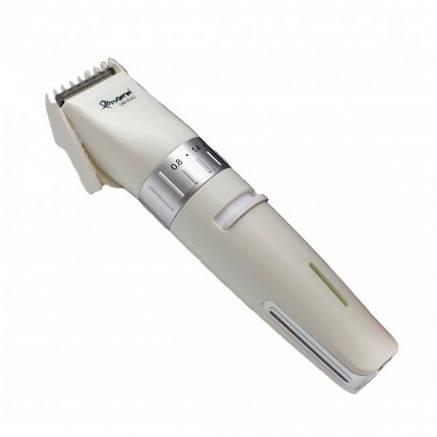 Машинка для стрижки волос аккумуляторная Gemei GM-6042, фото 2