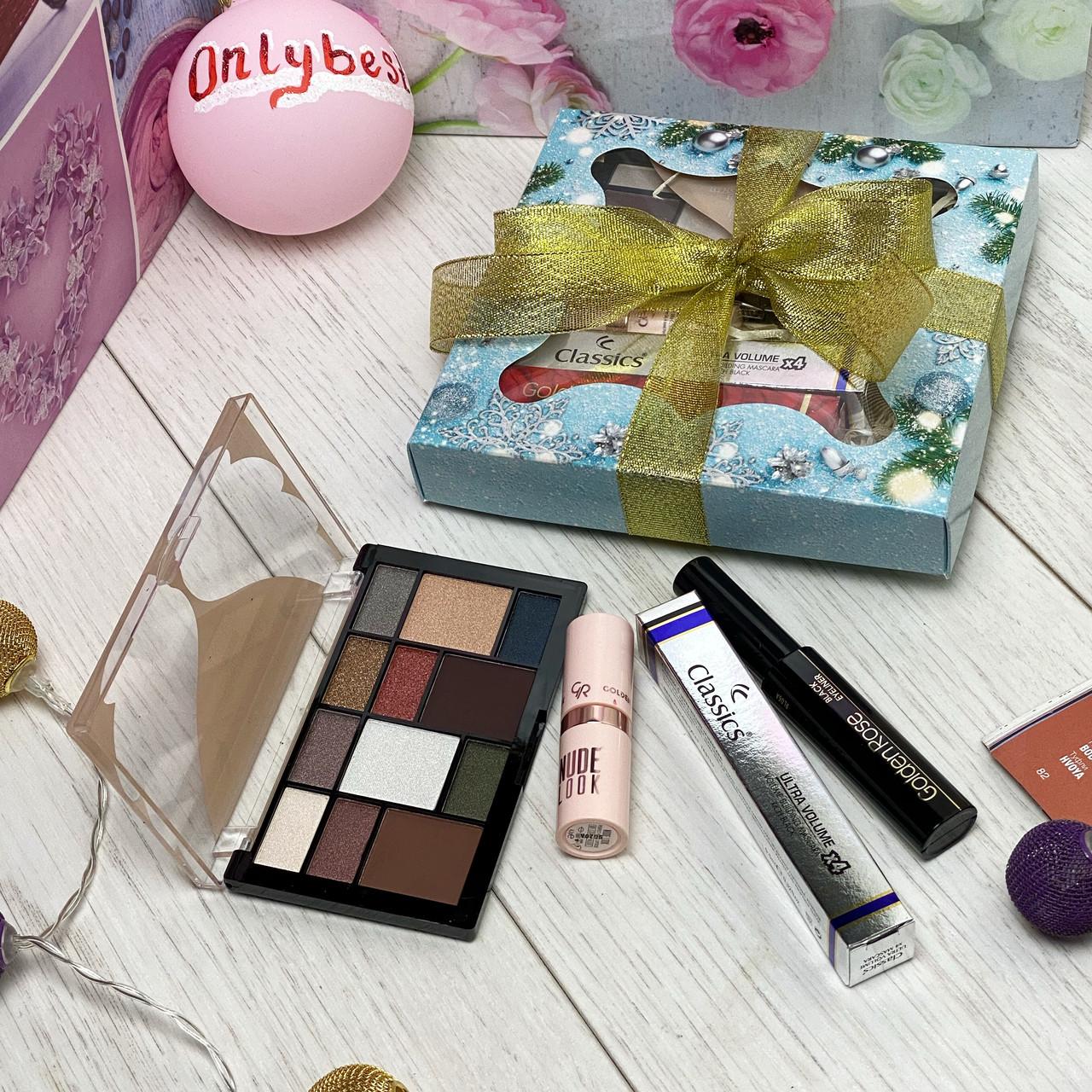 Набор декоративной косметики в красивой упаковке