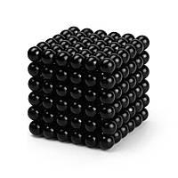 Неокуб NeoCube Черный 6×6 (216 шариков по 5 мм)