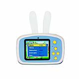 Детский цифровой фотоаппарат  Белый Зайчик Оригинал Children`s fun 20Мп FULL HD 1080P (WB), фото 3