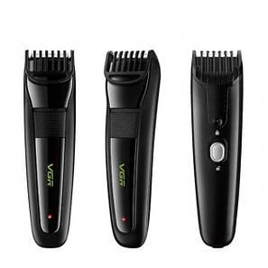 Аккумуляторная машинка для стрижки волос VGR V-015, фото 2