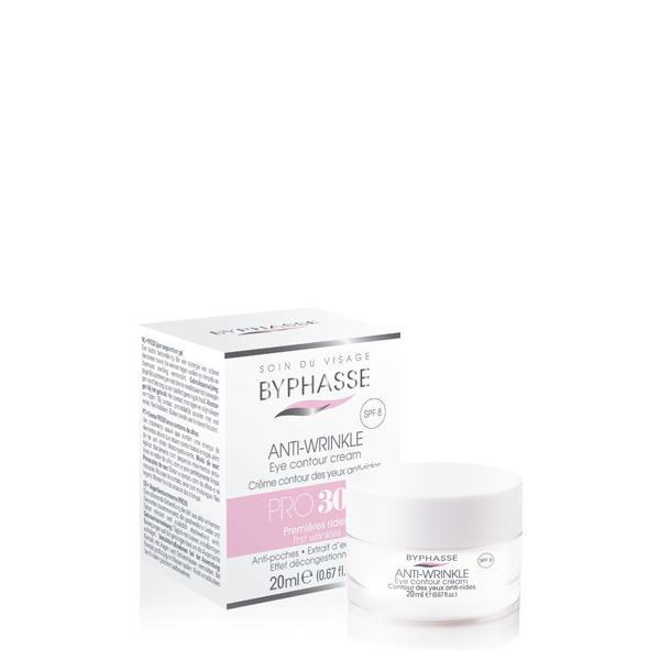 Byphasse Eyes Cream Pro30 Years First Wrinkles Крем для кожи вокруг глаз против первых морщин крем 20 мл