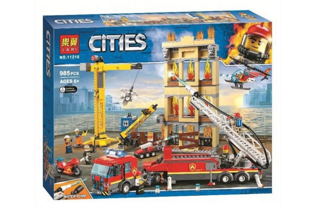Конструктор Bela Cities 11216