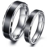 Двойные кольца для пары Парные Кольца для Друзей Парные кольца для подруг Подарок любимому парню