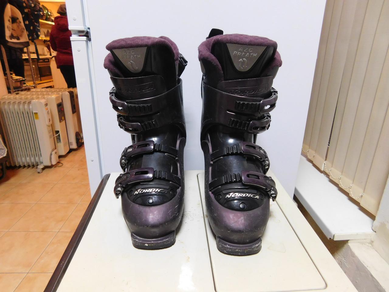 Гірськолижні черевики Nordica, бв