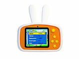 Детский цифровой фотоаппарат  Белый Зайчик 2 Камеры Оригинал Children`s fun 20Мп FULL HD 1080P (WY), фото 3
