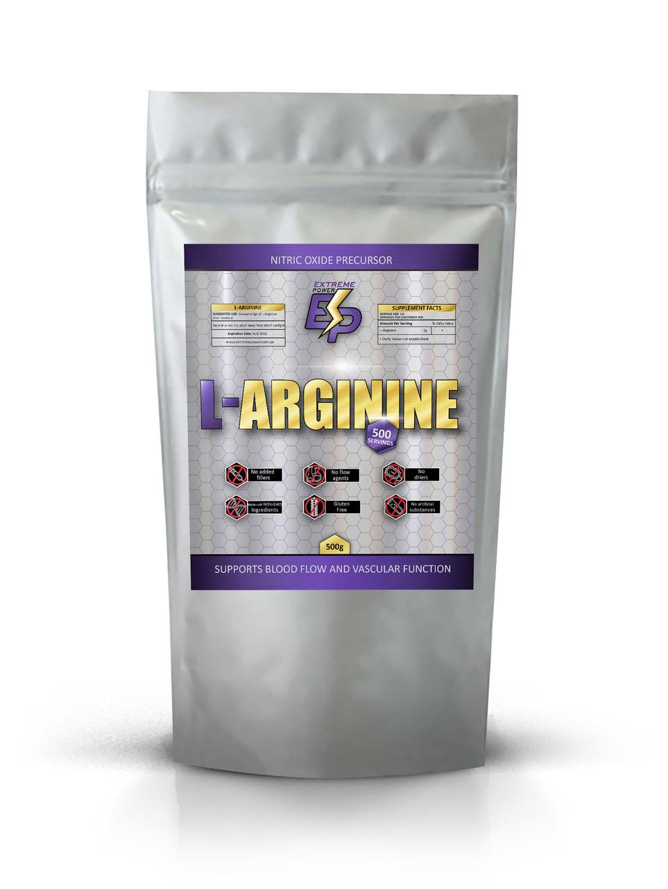 Купити аргінін (L-Arginine) 100гр