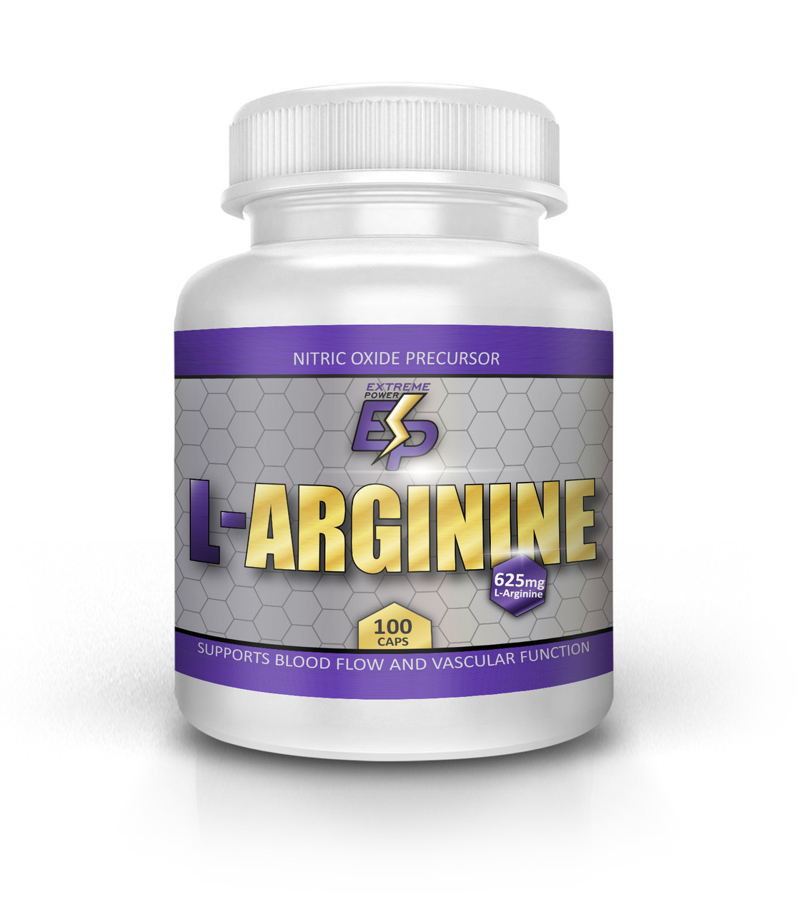 Купити аргінін (L-Arginine) 100caps/625mg