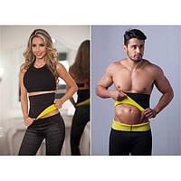 Пояс для похудения Hot Shapers Pants Neotex, пояс для похудения живота и талии, эффективный Хот Шейперс.