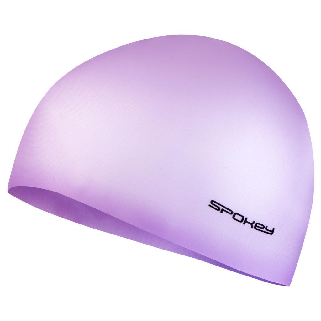 Шапочка для плавания Spokey Summer Cap 85351 (original) для бассейна, силикон взрослая