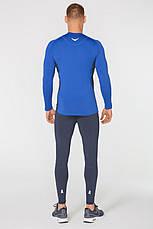 Мужской спортивный костюм для бега Radical Intensive(original) компрессионная спортивная одежда,тайтсы+рашгард, фото 3