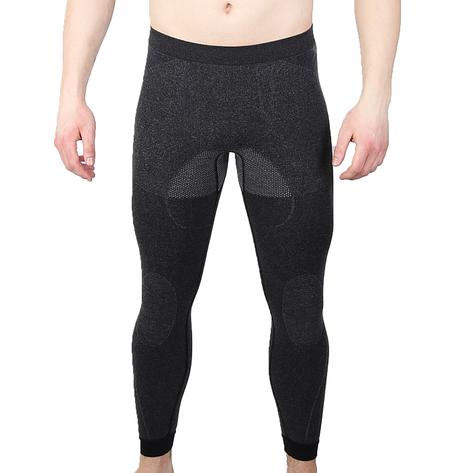 Мужские термоштаны с шерстью альпаки HASTER ALPACA WOOL 45 зональные бесшовные шерстяные подштанники кальсоны, фото 2