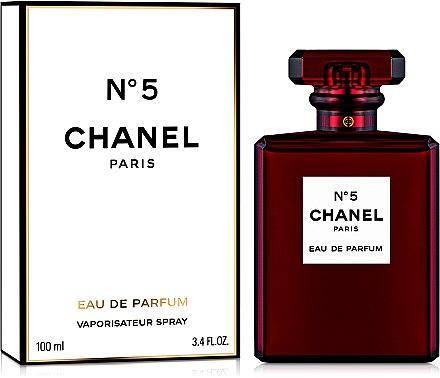 Тестер женский Chanel №5 L*eau Red Edition
