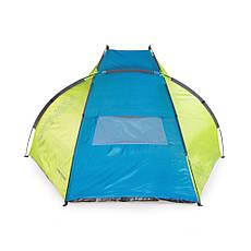 Палатка пляжная Spokey Cloud De Lux 839619 (original) УФ защита, тент, навес, фото 3