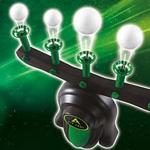 Игровой набор Воздушный тир Hover Shot стрельба по летающим мишеням Интерактивная игра, фото 3