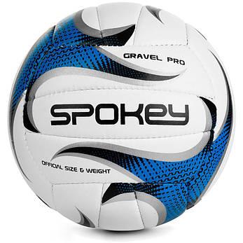 Волейбольный мяч Spokey Gravel Pro 927519 (original) Польша размер 5, фото 2