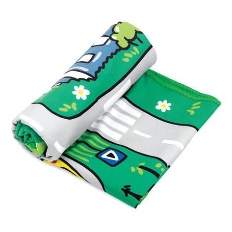 Охлаждающее пляжное/спортивное полотенце Spokey Mobile 922206 80х160, для спортзала, быстросохнущее, фото 2