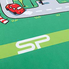 Охлаждающее пляжное/спортивное полотенце Spokey Mobile 922206 80х160, для спортзала, быстросохнущее, фото 3