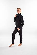 Мембранная куртка Rough Radical Crag унисекс, ветровка-софтшелл на мембране, непромокаемая, ветрозащитная, фото 2