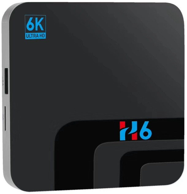 Приставка Hongtop H6 | 4/64 GB | Allwinner H616 | Android TV Box