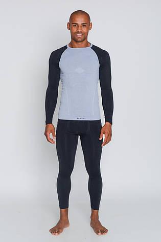 Термобелье мужское спортивное Tervel Comfortline (original), комплект, зональное, бесшовное, фото 2