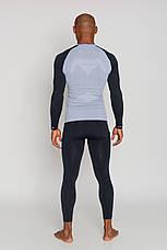 Термобелье мужское спортивное Tervel Comfortline (original), комплект, зональное, бесшовное, фото 3